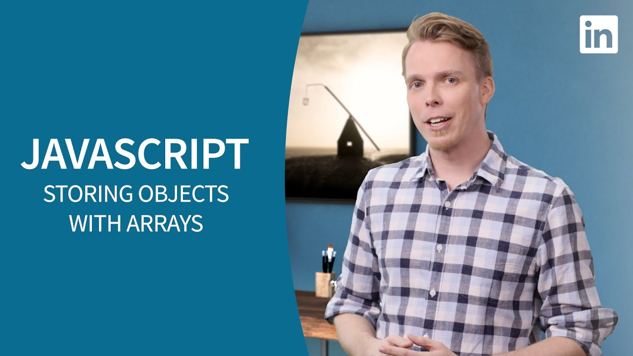 JAVASCRIPT – Storing Items with Arrays