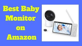 Best Baby Monitor on Amazon-eufy Security Spaceview Video Baby Monitor