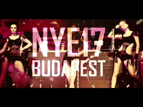 The Bigges club New Year's Eve in Budapest 2017