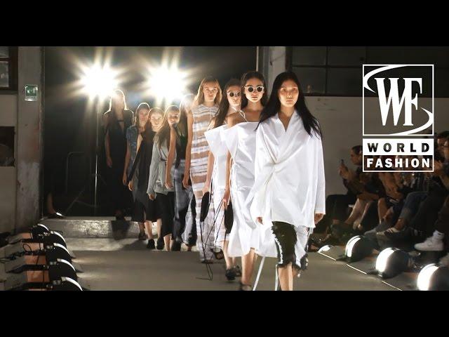 Damir Doma Spring-Summer 2016 Milan Fashion Week