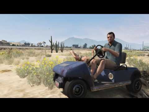How To Have Fun In GTA V