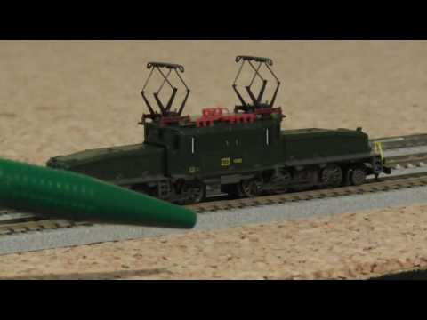 Z Scale Crocodile Z scale Mini-club M&#2...