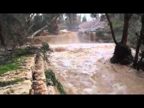 גשר הקנטרה בשטפון בנחל חרוד