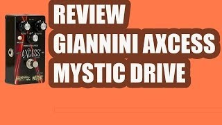 Giannini Axcess Mystic Drive - REVIEW