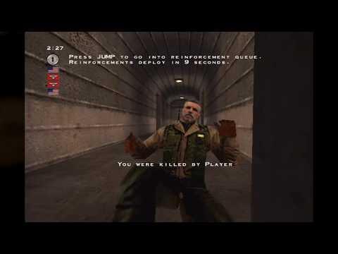 Return To Castle Wolfenstein (Xbox) - 2019 Online   Stopwatch - Beach Invasion