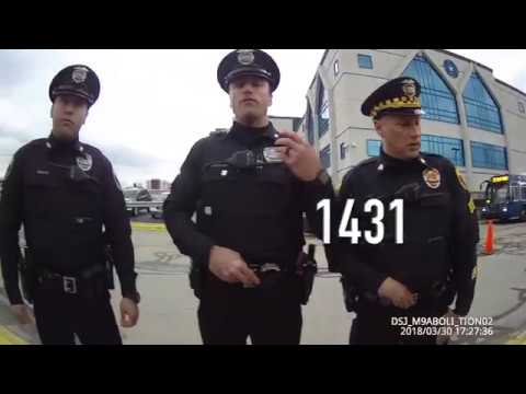 Nazi Cops of Rosemont IL Winter Jam Part 2