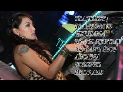 REMIX DJ BLANK SPACE VS HEY MAMA ( FULL BASS ) TERBARU 2017
