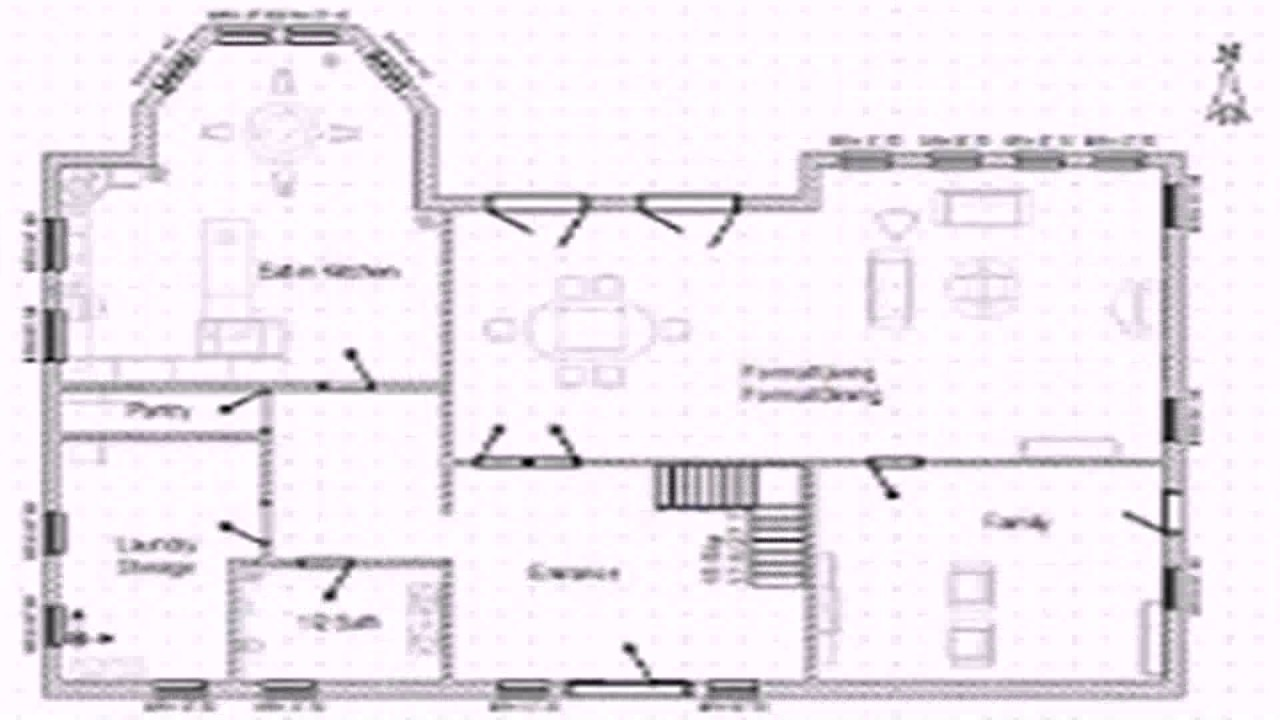 floor plan with dimensions in meters pdf youtube