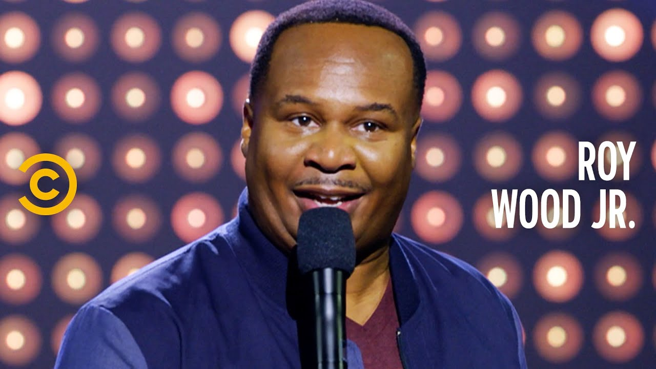 Roy Wood Jr. signs on for two new projects with Comedy Central