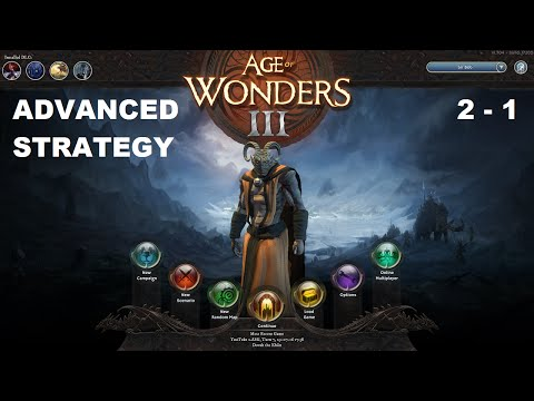 Age of Wonders III Advanced Strategy, Episode 2-1: A Fresh Start