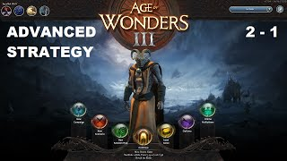 Age of Wonders III Advanced Strategy, Episode 2-1: A Fresh Start