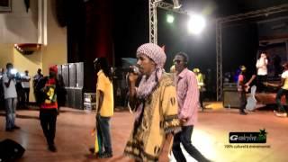 Two marley feat Bounkaya Faya, safa, M. Thug - concert live