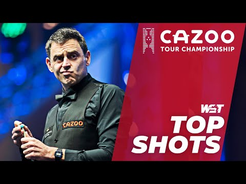 Best Shots Of The Cazoo Tour Championship!