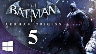 Batman: Arkham Origins (ITA) -5- Omicidio alle Lacey Towers [1080p 60fps]
