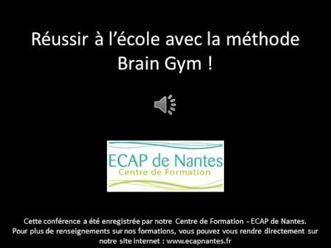 Célèbre Brain Gym / Education Kinesthésique : Réussir à l'école avec la  VQ86