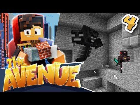 Minecraft: The Avenue SMP! Ep. 04 - Bad Idea...