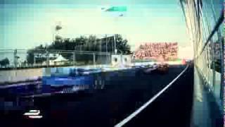 Acto de presentación de la Formula E en Buenos Aires