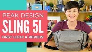 Peak Design Everyday Sling 5L Review