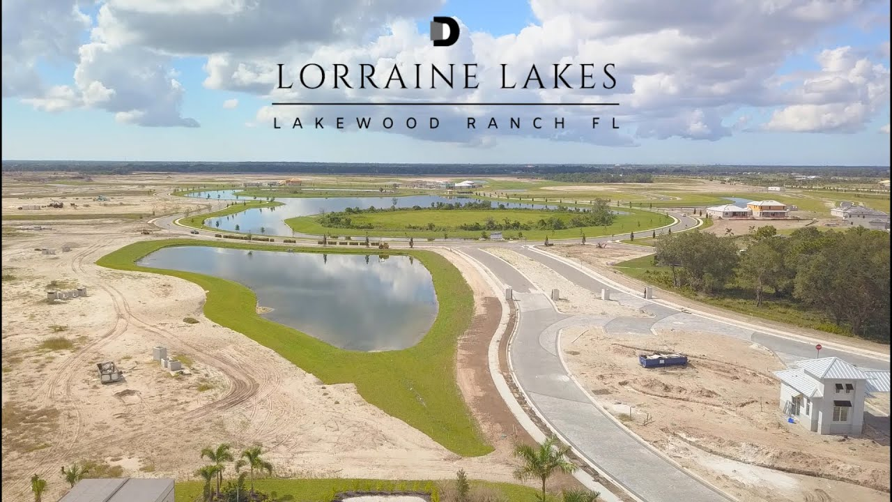 Lorraine Lakes Lakewood Ranch | Video Tour | David Barr Realtor