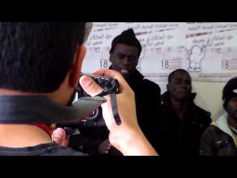 Réfugié du Choucha 2: Journée internationale des migrants