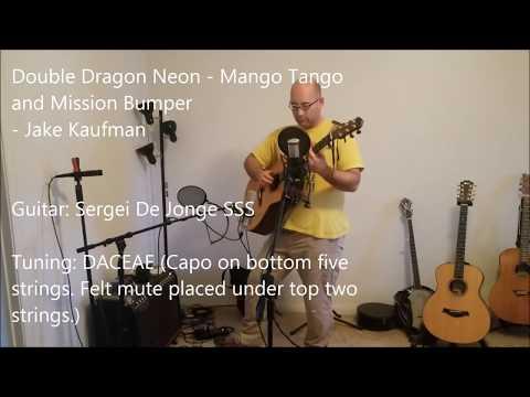 Mission Bumper and Neon Utopia Mango Tango   Double Dragon Neon   Jake Kaufman