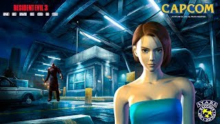 Resident Evil 3: Nemesis Dificultad Dificil (speedrun Any%)- Gameplay Español