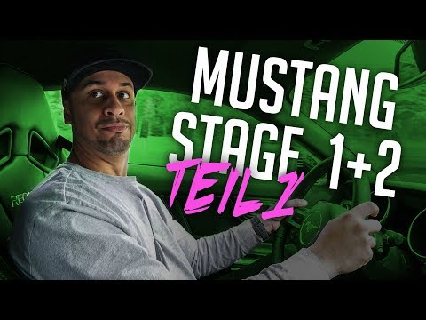 Thumbnail: JP Performance - Ford Mustang | Stage 1+2 | Teil 1