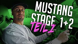 JP Performance - Ford Mustang | Stage 1+2 | Teil 1