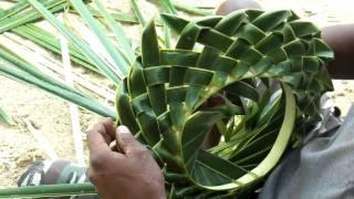 Wie Man Ein Palm Hut Teil 1
