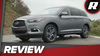 The comfy and competent 2018 Infiniti QX60