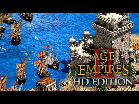 THE PORTUGUESE - AGE OF EMPIRES 2 HD Edition: ONLINE MULTIPLAYER
