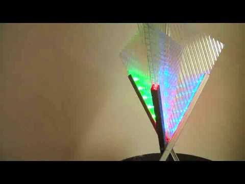 LED for Art: Linear Flowers