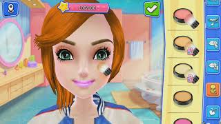 princess hip hop makeover dressup  fun gameplay full feature | kids games for girls | tutto games
