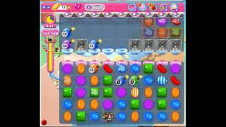 Candy Crush Saga Level 1602 No Boosters