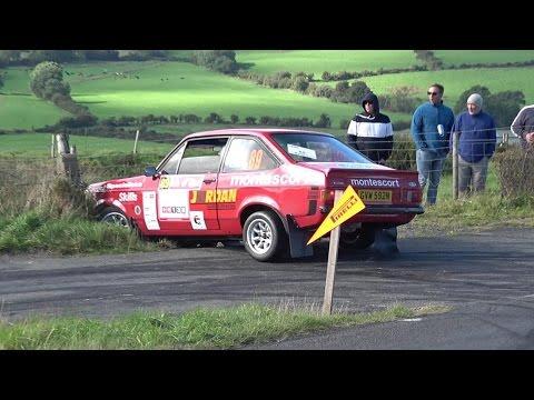 Isle of Man Rally 2016 +HISTORICS