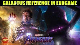 Avengers Endgame Galactus reference for marvel phase 4 explained in hindi