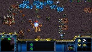StarCraft: Remastered Campaña Co-op BW Protoss Misión 6 - Volver a Char