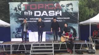 MIC Band - Mash up BEAUTIFUL GIRL and TELL ME WHY
