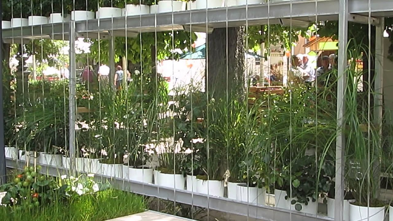 Jardins jardin aux Tuileries Juin 2014
