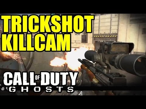 Play Trickshot Killcam # 793 | COD GHOSTS Killcam | Freestyle Replay