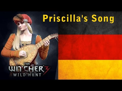 The Witcher 3 - Priscilla's Song [German LANGUAGE]
