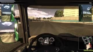 Scania Truck Driving Simulator The Game Gameplay PC/HD (Comentariu In Romana) Pt.2