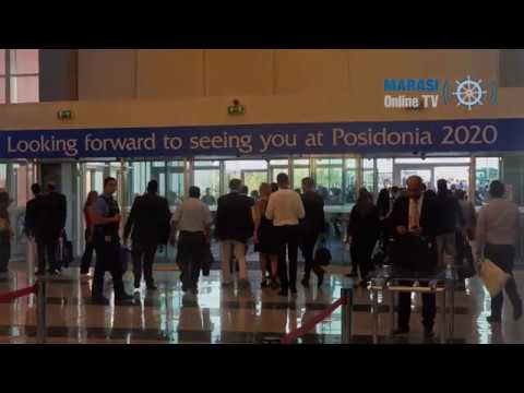 Posidonia 2018 brings the world leading maritime organizatio