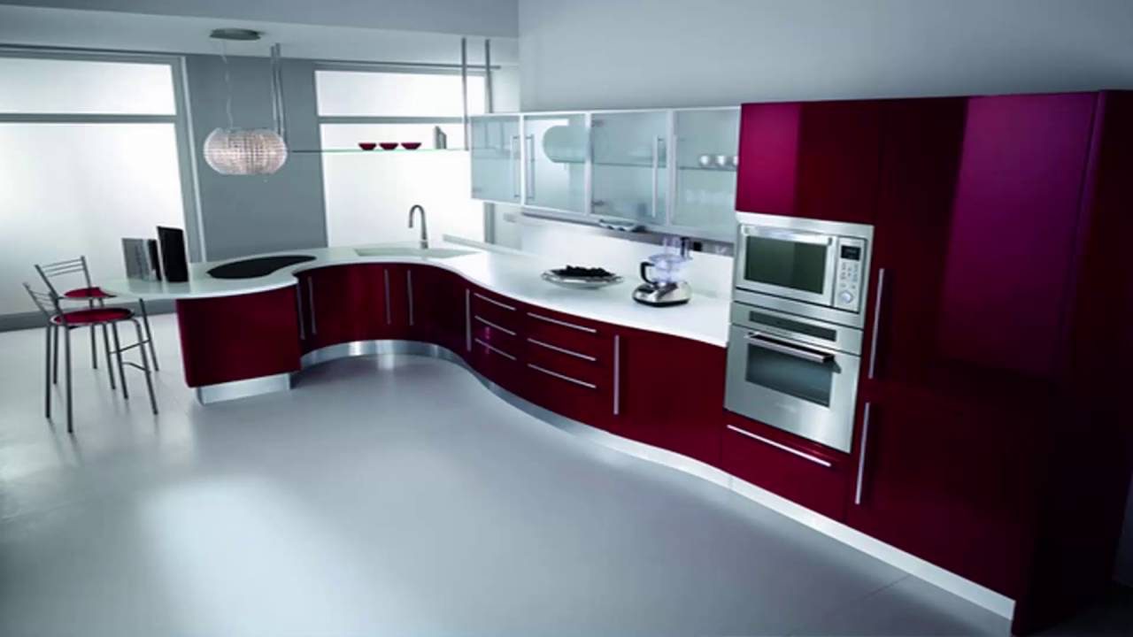 ديكورات مطابخ عصرية  Modern Kitchen Designs
