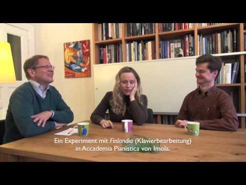 "Terhi Dostal über Sibelius im November 2015, Serie ""Dreiergespräche"" 3/6"