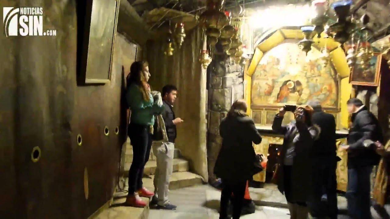 Descubre Belén, lugar donde nació Jesús