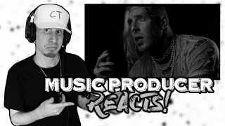 Music Producer Reacts to Tom MacDonald - Famous