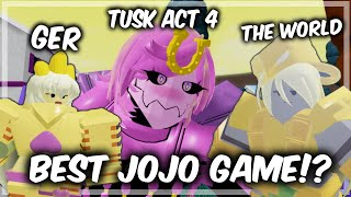 """Playing the """"Best"""" Jojo game ever created..."""