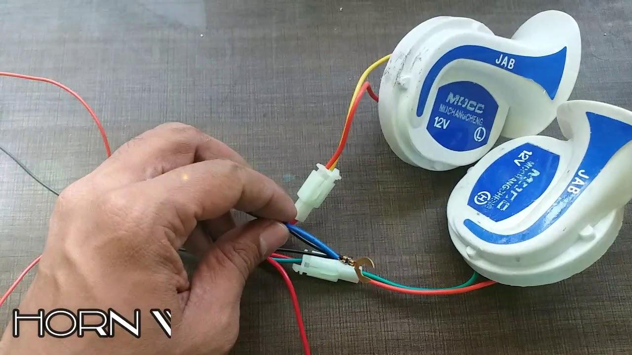 medium resolution of mocc horn wiring