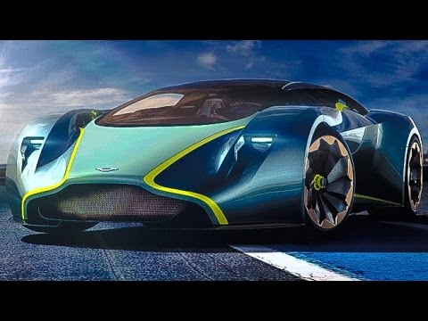 GT6 : Visions of Tomorrow Ep.1 - Aston Martin DP-100 VGT